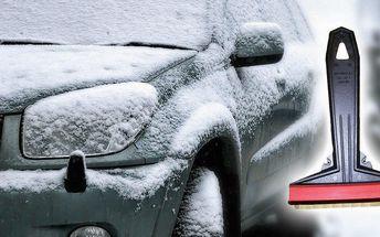 Špičková škrabka Murska na skla auta