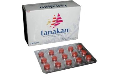 Tanakan 40 mg 90 tablet