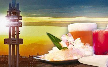 Drink podle výběru na Žižkovské věži