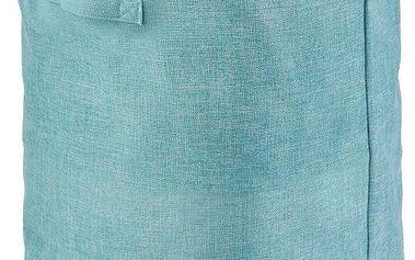 Koš na prádlo Tur, modrý