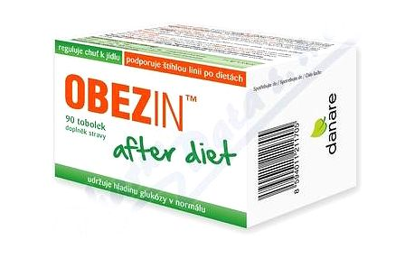OBEZIN AFTER DIET 90 tobolek