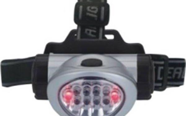 Calter Basic 10 LED černá