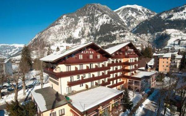 Rakousko, oblast Salcbursko, doprava vlastní, polopenze, ubytování v 4* hotelu na 8 dní