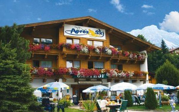 Rakousko, oblast Skiwelt Brixental, doprava vlastní, bez stravy, ubytování v 3* hotelu na 8 dní