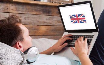 Online výuka anglického jazyka