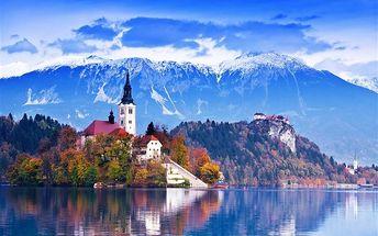 Slovinsko - malá země plná velkých překvapení, Slovinsko, autobusem, polopenze