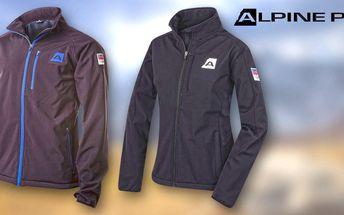 Softshellové bundy Alpine Pro