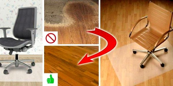 Ochranná podložka pod židli do bytu nebo kanceláře! Nechcete si zničit podlahu tvrdými kolečky od kancelářské židle? Podložka je jednoduchým řešením pro ochranu vaší podlahy, která tak bude bez otlačení, šmouh a odřenin! Vyberte si matnou nebo lesklou var