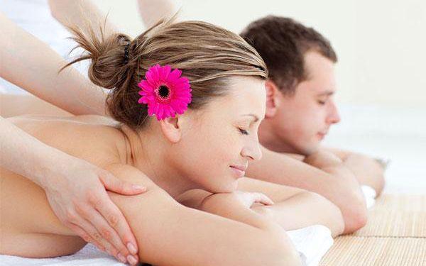 120 minut ozdravné relaxace pro dva v Praze
