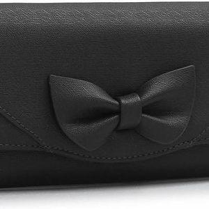 Dámská peněženka Lussy 1056A černá