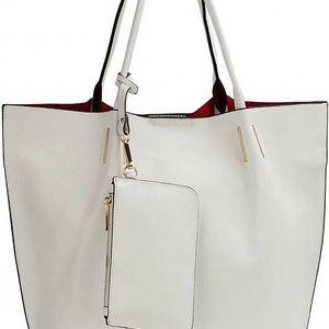 Dámská kabelka Shoty 442 bílá