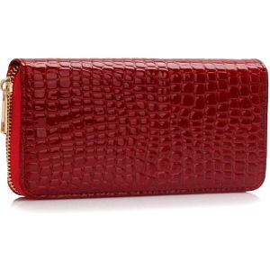Dámská peněženka Snake 1074 červená