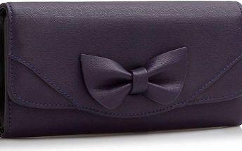 Dámská peněženka Lussy 1056A námořnická modrá