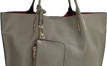 Dámská kabelka Shoty 442 šedá