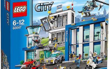 LEGO City Police 60047 Policejní stanice