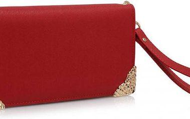 Dámská peněženka Marry 1072 červená