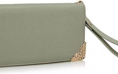 Dámská peněženka Marry 1072 šedá