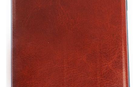 Kryt na mobilní telefon Apple iPhone 6 se vzorem kůže