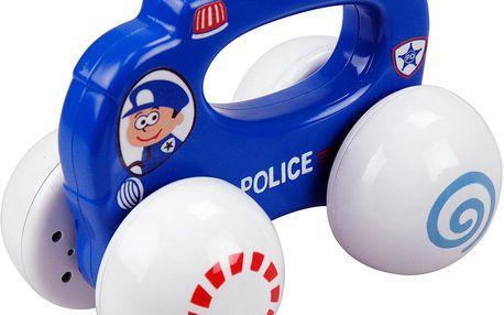 Wiky Auto chrastící, Policie, Barevná