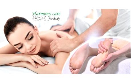 Energetická masáž zad a nohou nebo celého těla v délce 120 minut. Masáž zbavuje stresu a obnovuje energii v těle.