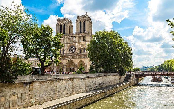 Velikonoce v Paříži pro jednoho s návštěvou termálních lázní v Německu
