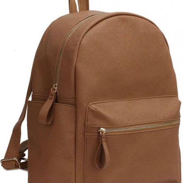 Dámský béžový batoh Miranda 186A