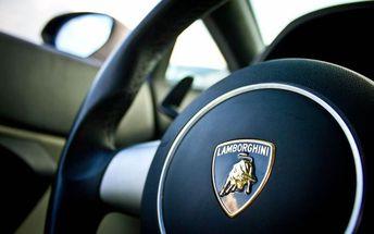 Jízda v Lamborghini Huracán