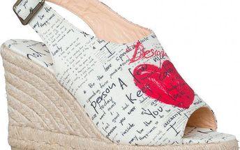 Dámské sandály Desigual 51SS2Y3 38 bílá