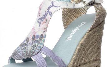 Dámské sandály Desigual 41SS205_5110_ss14 40 fialová