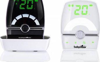 Babymoov Premium Care Digital Green 2015 černá/bílá + Okamžitá sleva 250 Kč + Doprava zdarma