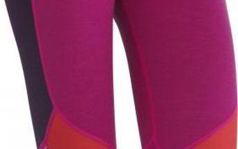 Dámské sportovní kalhoty Kari Traa Tikse Capri Berry M