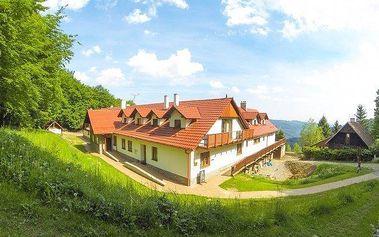 Bílé Karpaty s neomezeným wellness