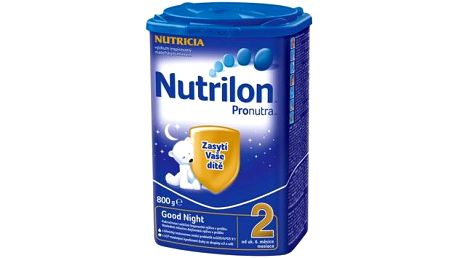 Nutrilon 2 Pronutra Good Night 800 g