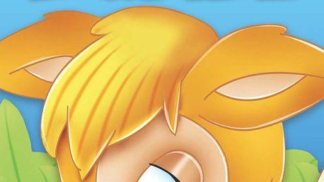 Nakladatelství SUN Knížky pro mrňousky - BAMBI