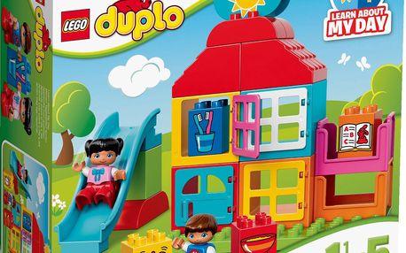 LEGO DUPLO My First 10616 Můj první domeček na hraní