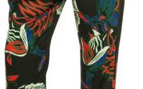 Dámské kalhoty Desigual 51P2LA2 26 černá