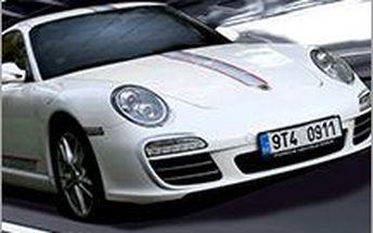 Projížďka luxusním Porsche Carrera 911 ve Zlíně, Brně, Ostravě i Olomouci! Jedinečný zážitek pro milovníky rychlých aut!