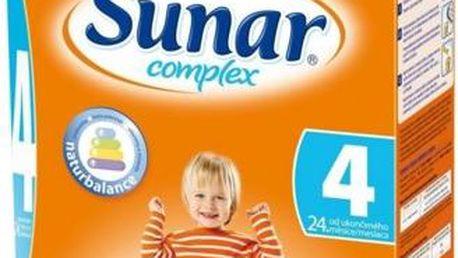 Sunar Complex 4 600 g od ukončeného 24. měsíce