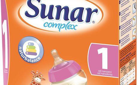 Sunar complex 1 600 g pro kojence a malé děti