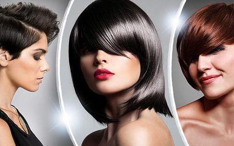 3D střih pro všechny délky vlasů na Praze 10. Efektivní střih pro muže i ženy o který se téměř nemusíte starat.