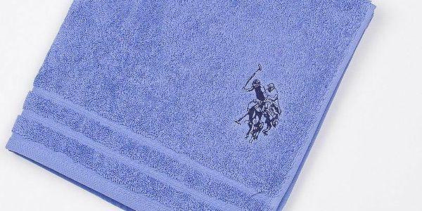 Koupelnová předložka U.S. Polo Assn. Blue, 60x90 cm