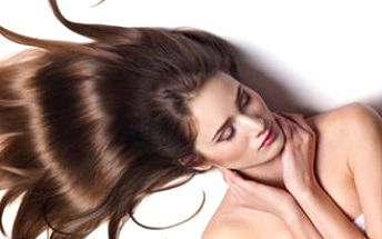 Vlasový botox pro okamžitou a hloubkovou regeneraci vašich vlasů ve studiu Lenna.