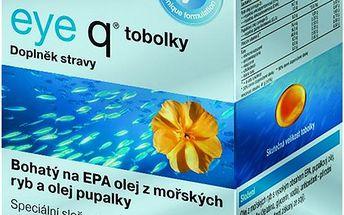 Qpharma eye q 180 tobolek s prokázanou účinností pro děti s poruchami soustředění