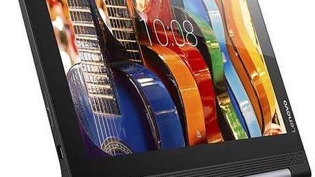 Dotykový tablet Lenovo Yoga Tablet 3 10 Wi-Fi (ZA0H0008CZ) černý + Software F-Secure SAFE 6 měsíců pro 3 zařízení v hodnotě 999 Kč+ Voucher na skin Skinzone pro Notebook a tablet CZ v hodnotě 399 Kč + Doprava zdarma