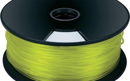 Náplň Velleman PLA3Y1 pro 3D tiskárnu Velleman, 3mm, 1kg, žlutá