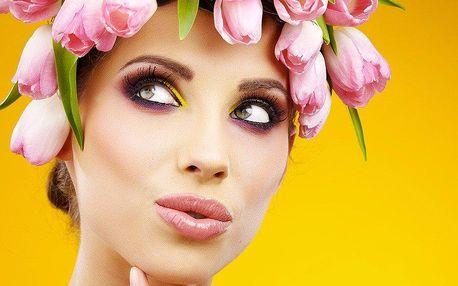 60minutová kosmetická péče pro dokonalou pleť