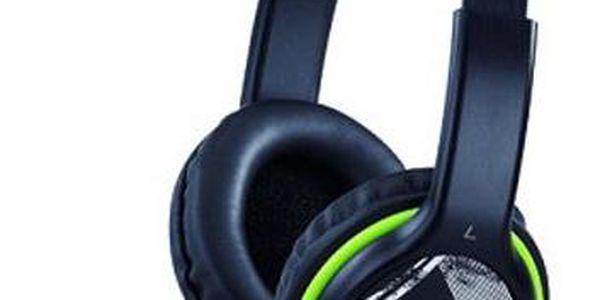 Sluchátka Genius headset HS-400A s mikrofonem