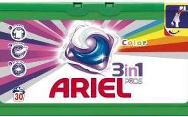 Gelové kapsle ARIEL Color 30 kusů