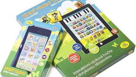 Dětský tablet a telefon ALBI