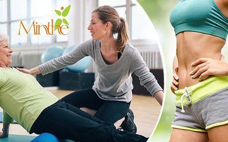 Cvičení proti bolestem zad a šíje s terapeutem nebo kondiční cvičení pro štíhlou postavu bez celulitidy!